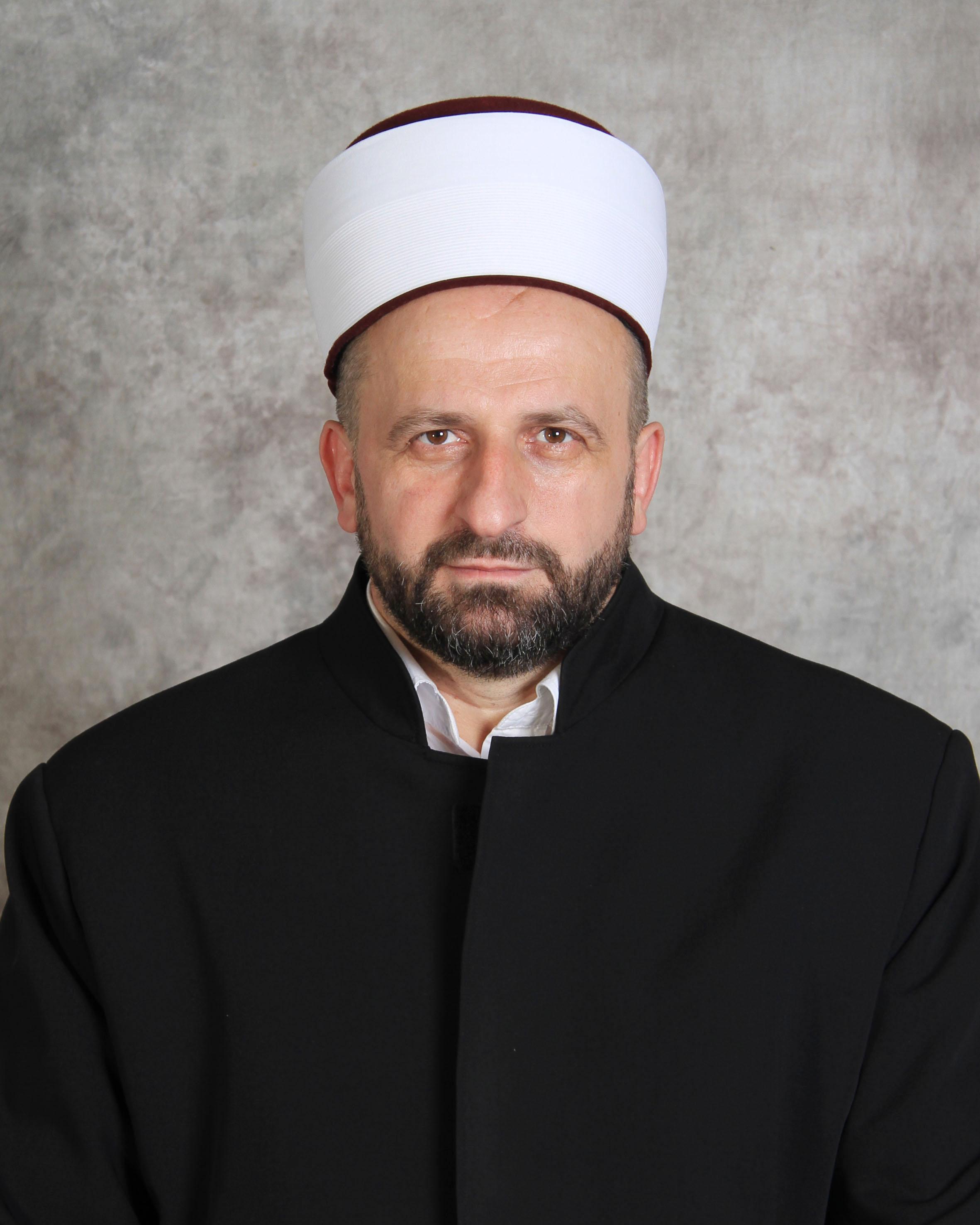 dr. hfz. Džemail Ibranović - Sulejmanija džamija