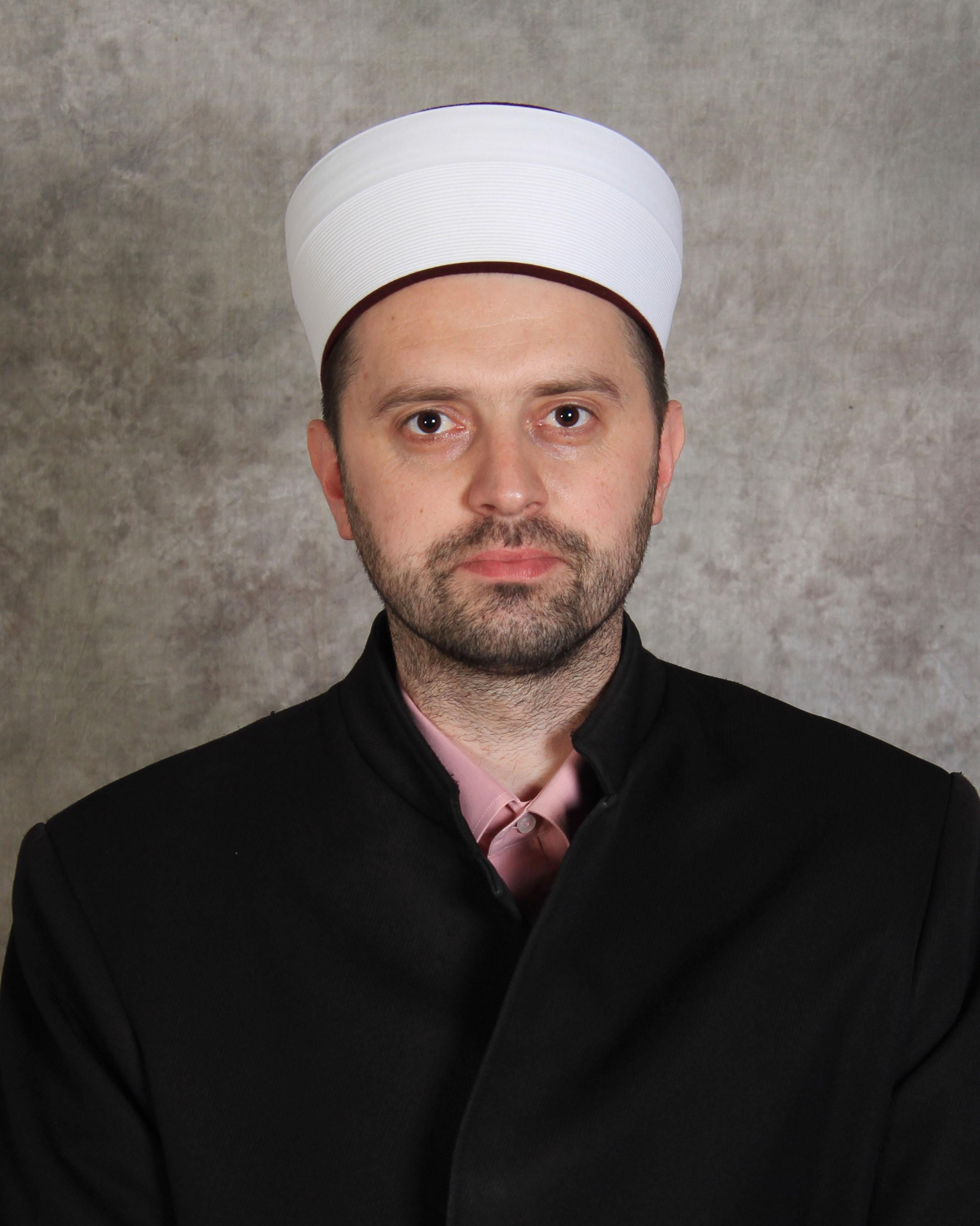 hfz. Ibrahim Bektaš - Hadži Ali-begova džamija