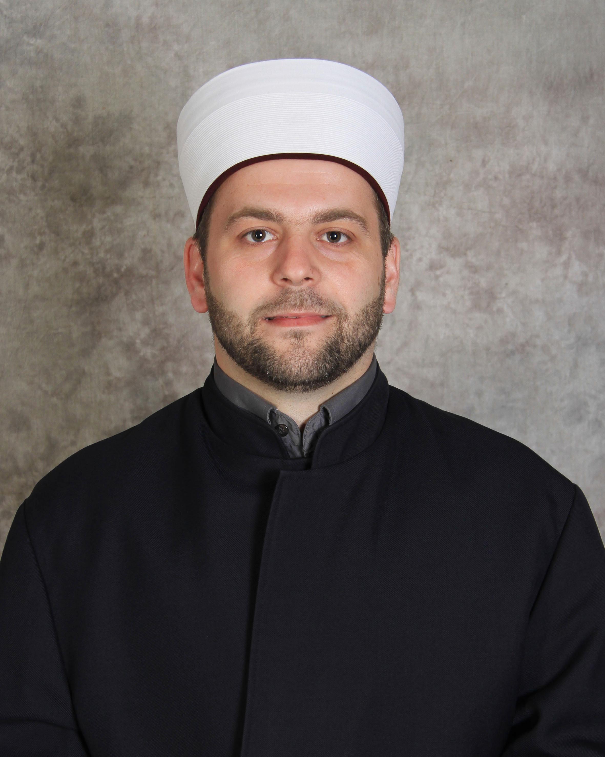 Merzuk Omerdić - Sulejmanija džamija