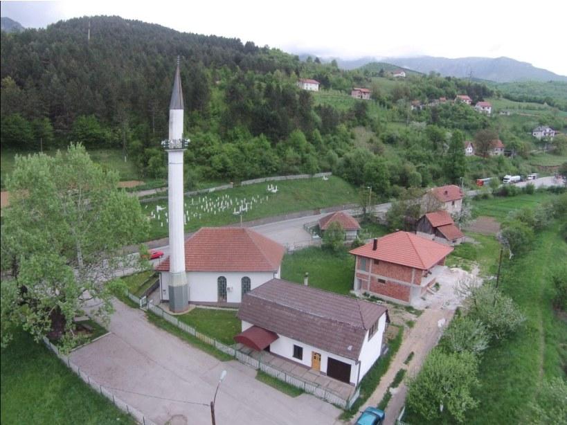 Turbe - Stara džamija