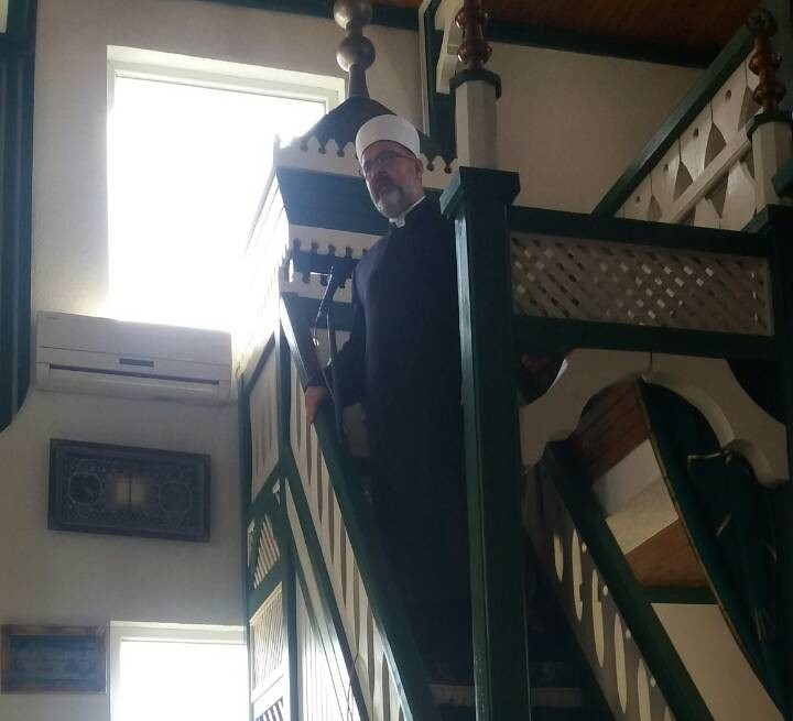 Muftija Slimena