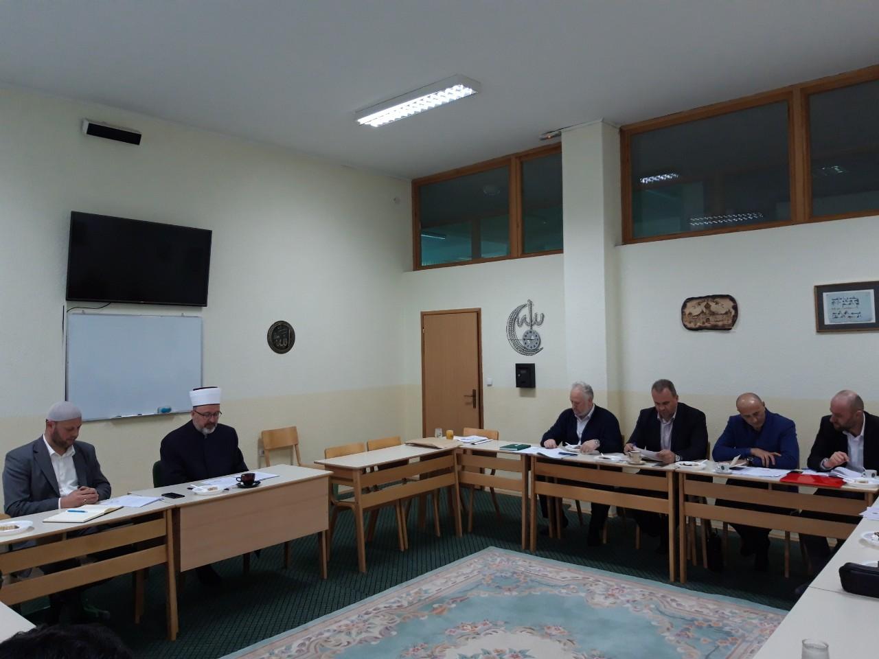 sjednica muftijstvo