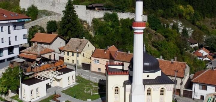 varoska-dzamija-u-Travniku