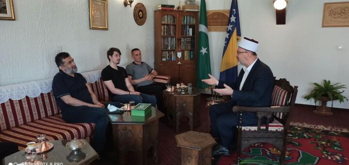 Muftijstvo posjeta turski privrednici