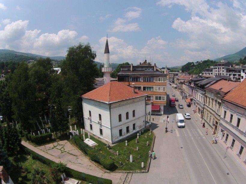 Lukačka džamija