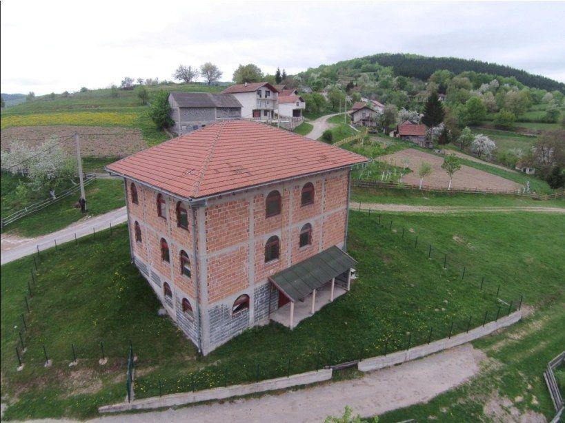 Turbe - Vlahovići